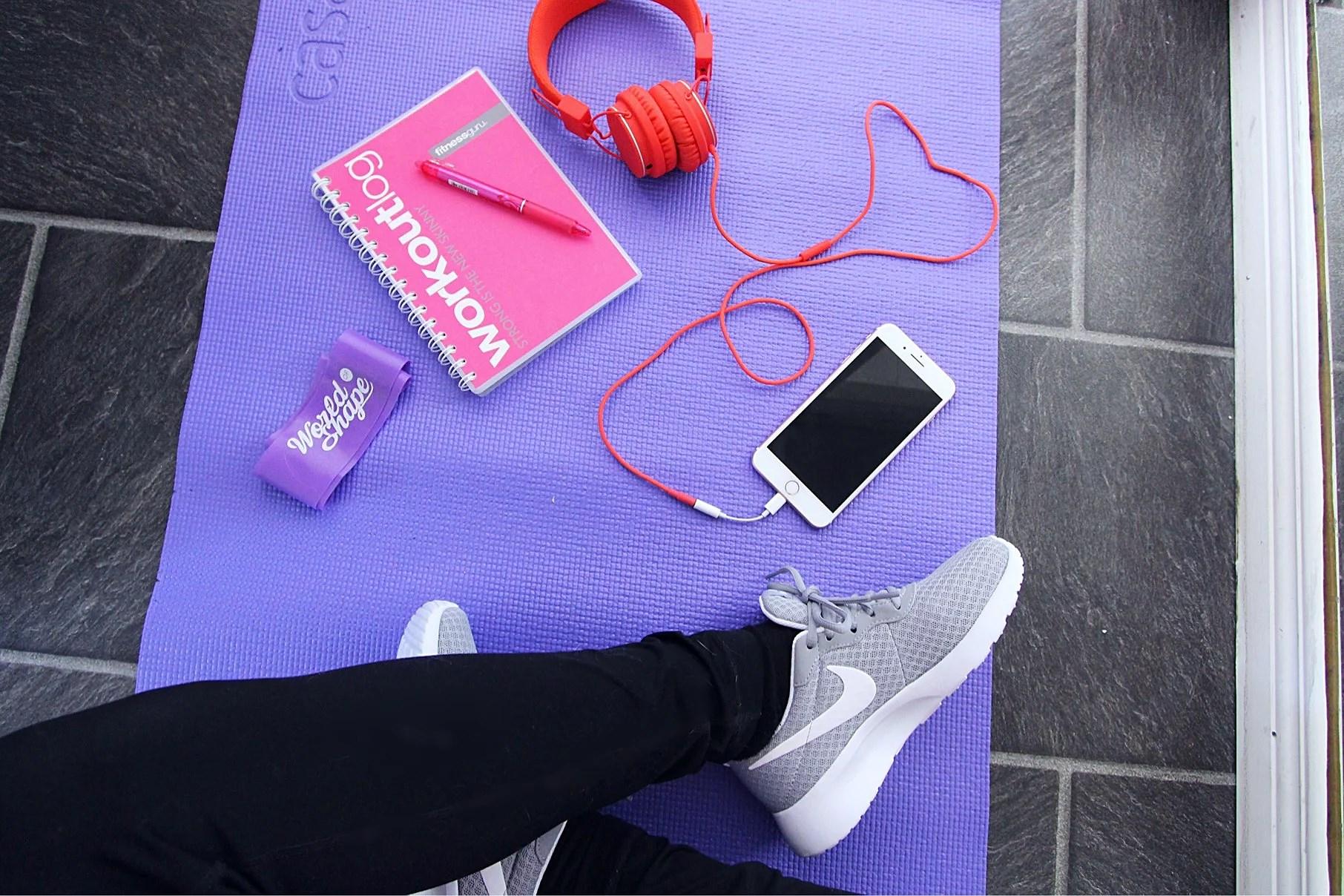Komma igång med träningen igen efter graviditeten