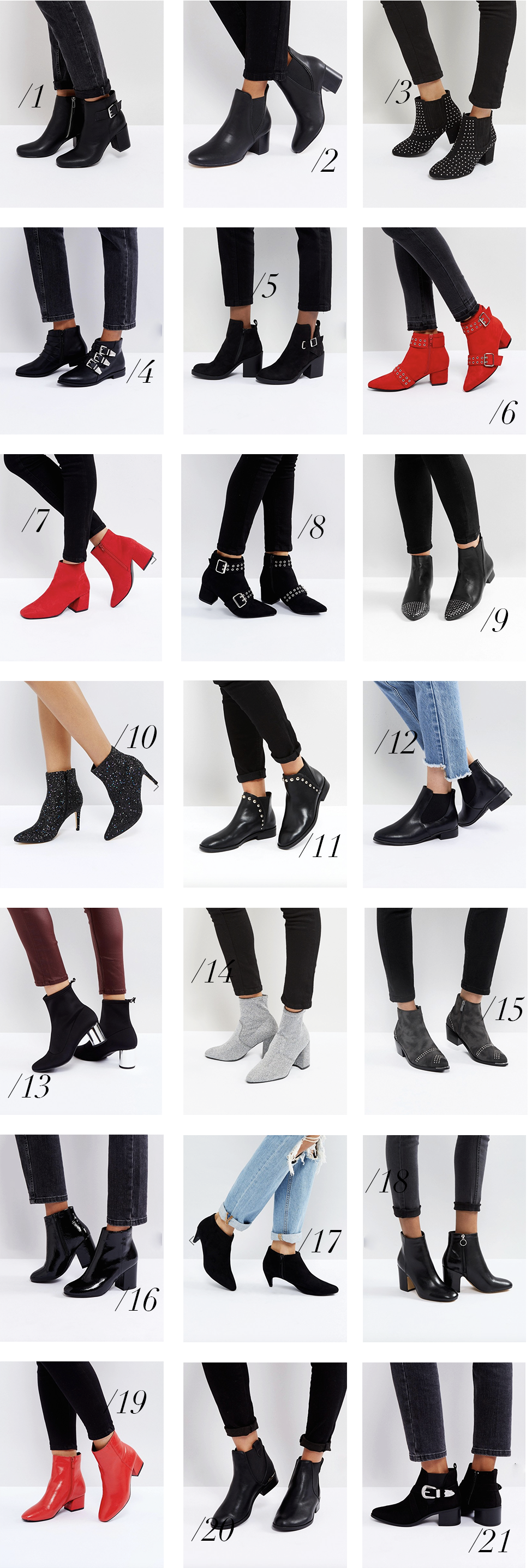 BOOTS ON BUDGET: UNDER 350DKK