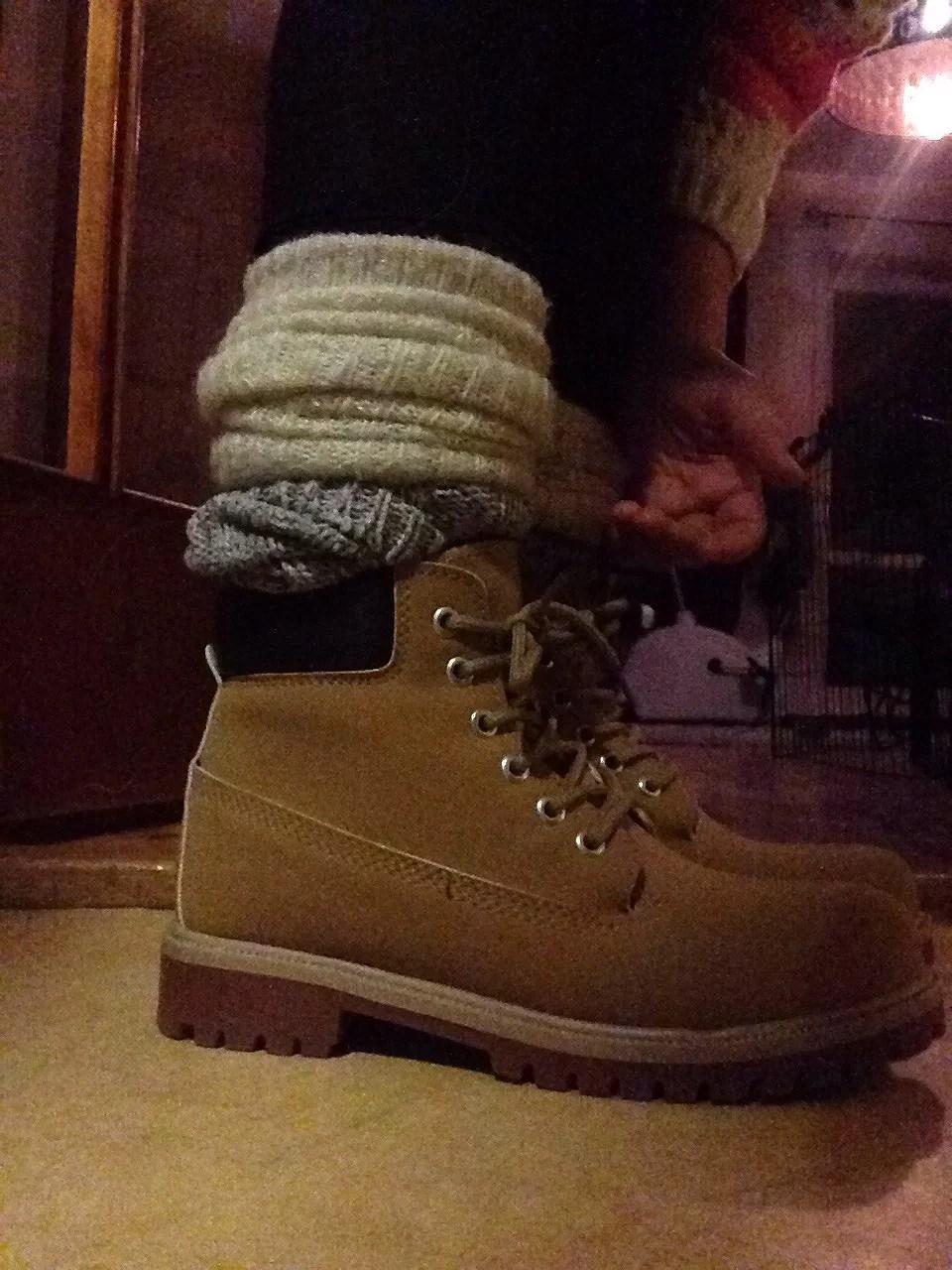 Nya höst skor
