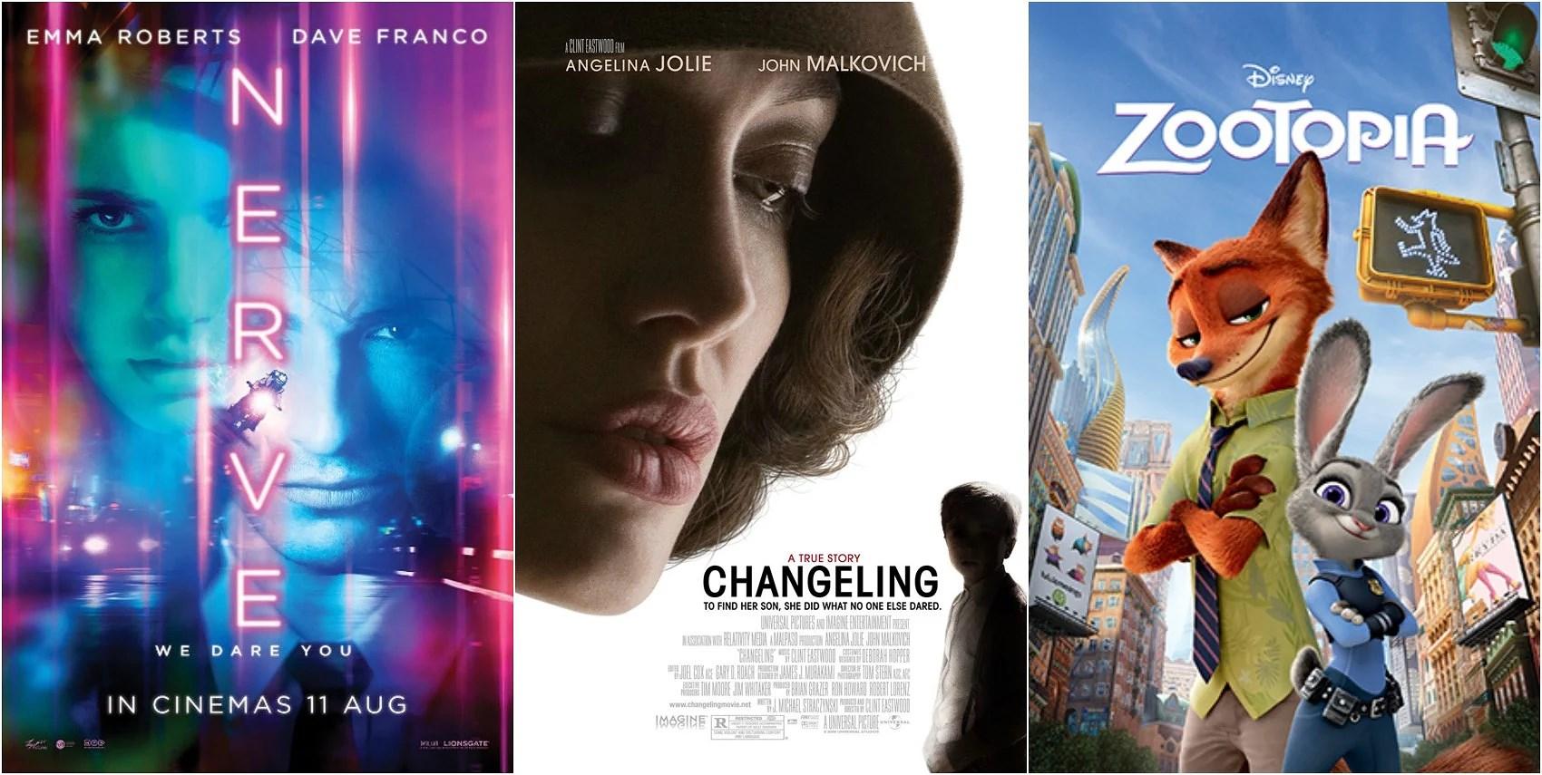 3 sevärda filmer!