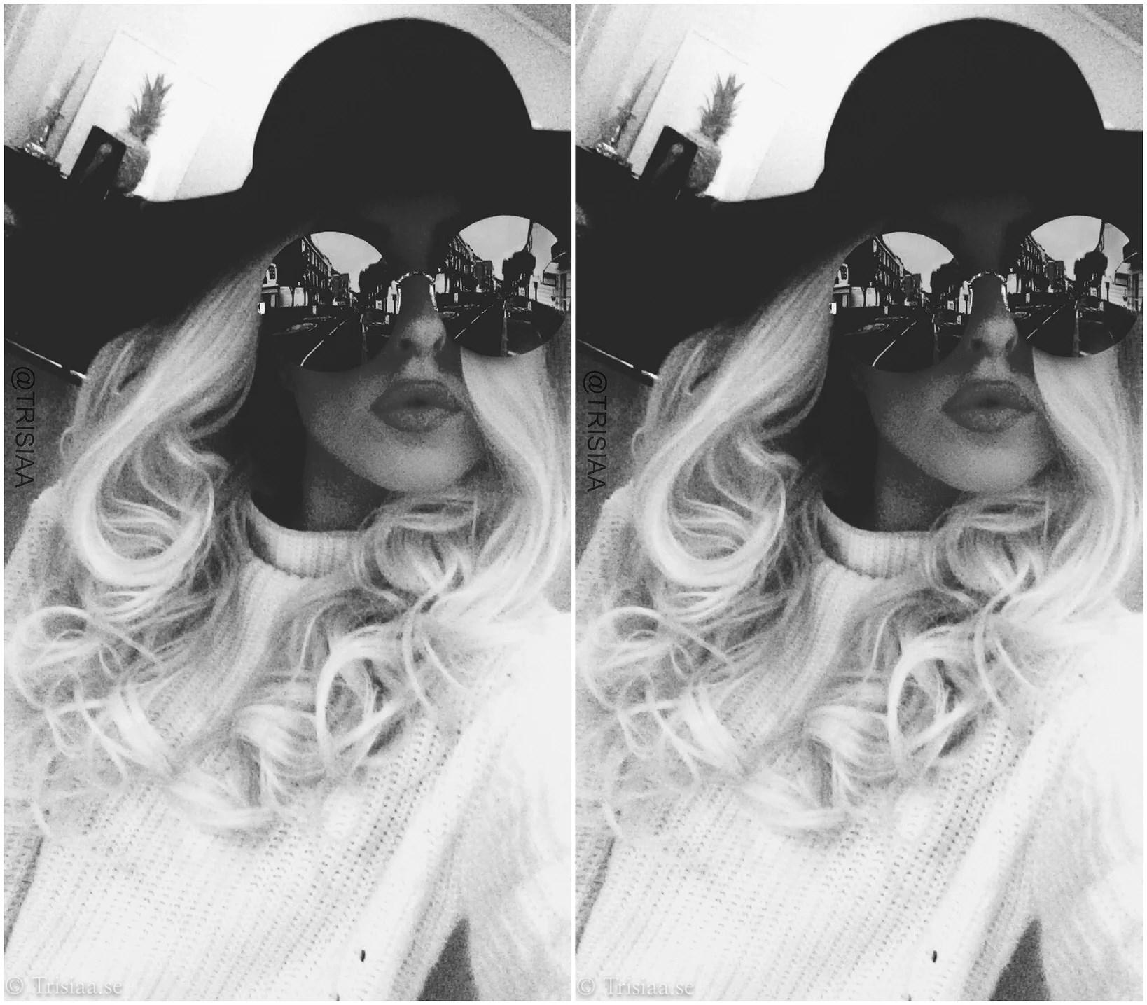 Blondie - A selfie from yesterday.