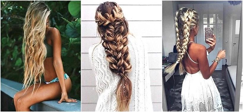 Tips på hur man får längre hår!