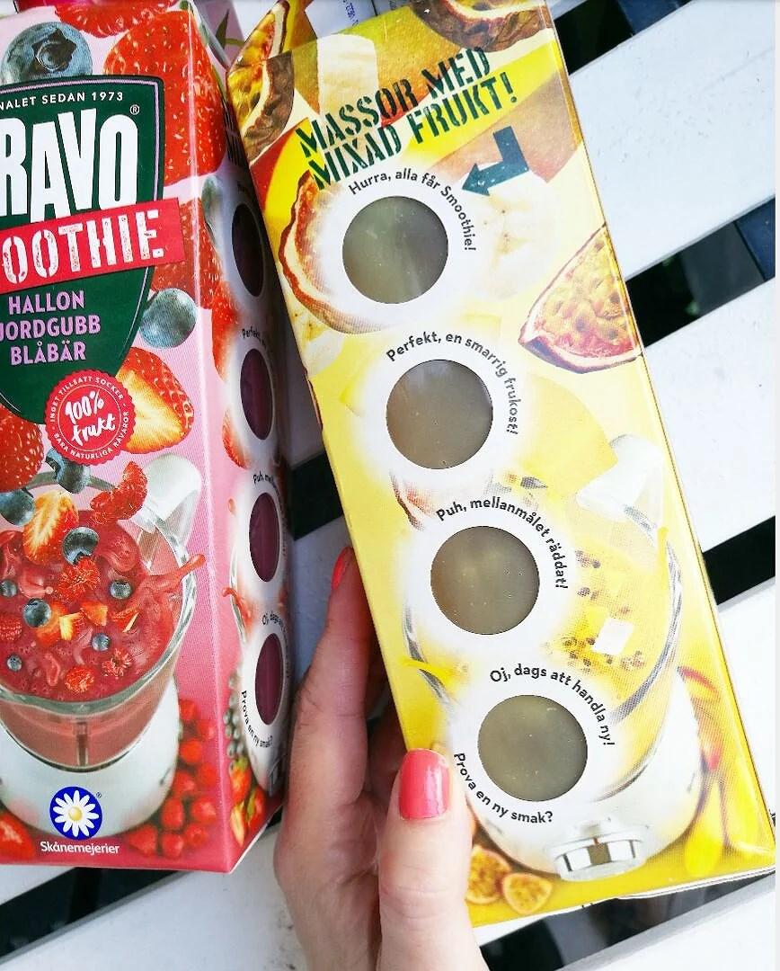bravo smoothie gratis