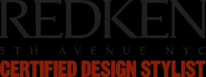 Redken certified designstylist