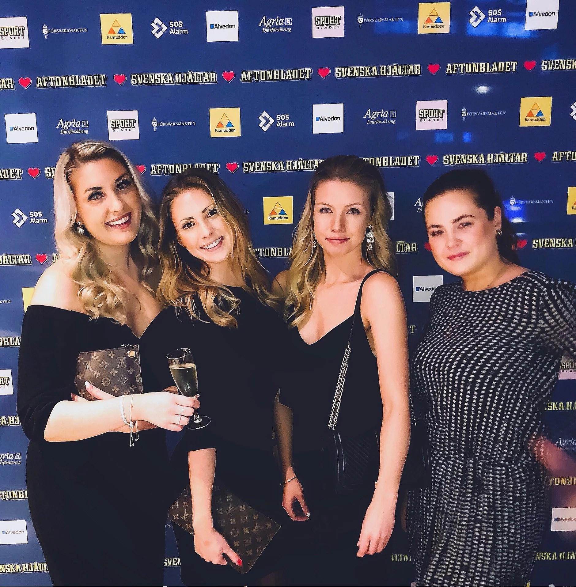 Svenska hjältar-galan 2018