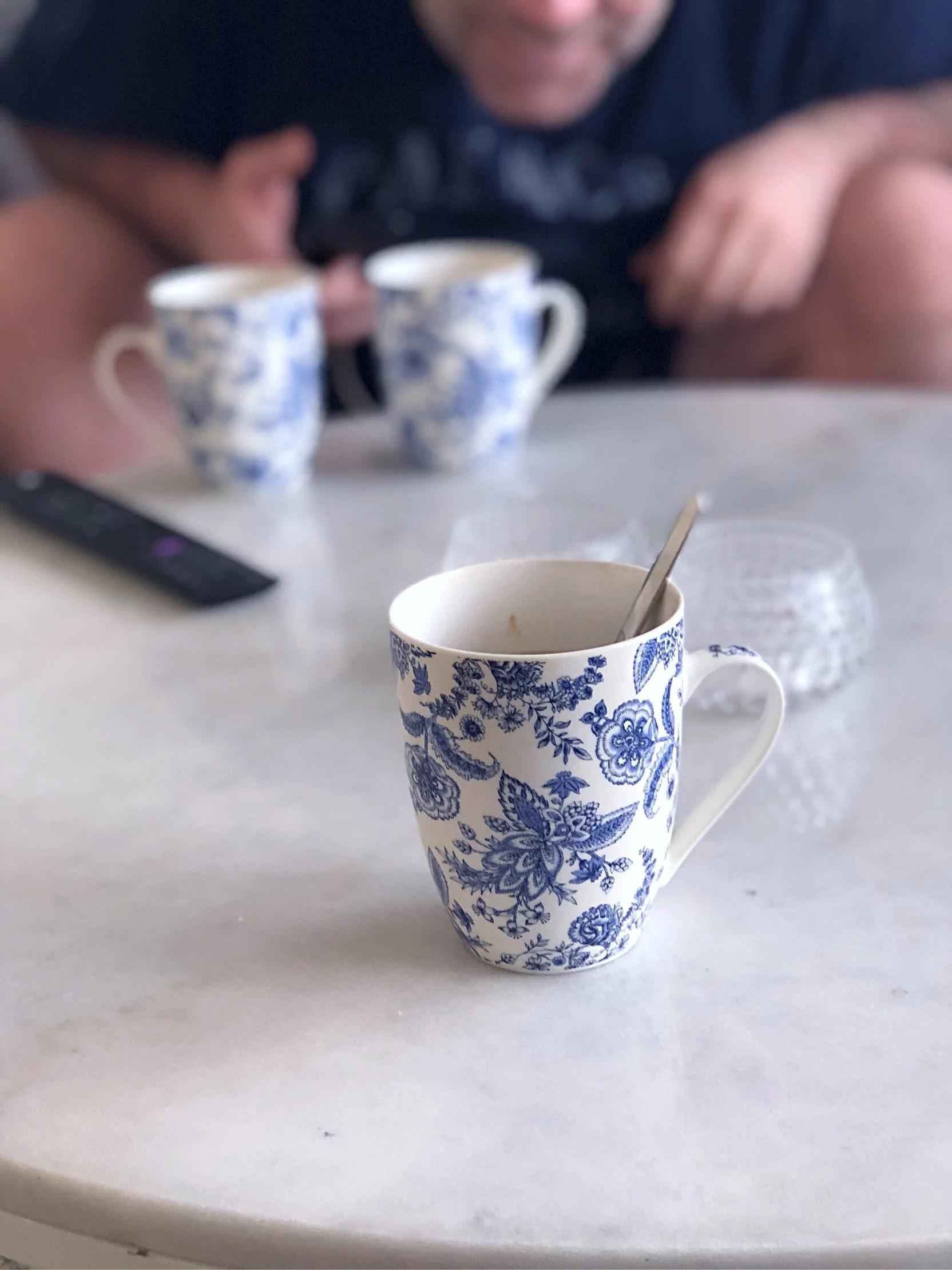 God mat & kaffe