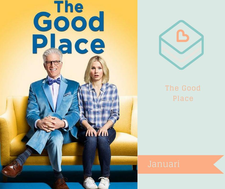 Serier jag vill se på Netflix - The Good Place