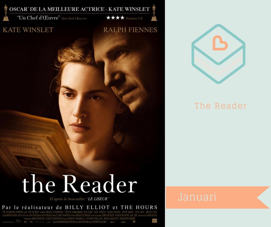 Filmer jag vill se på Netflix - The Reader