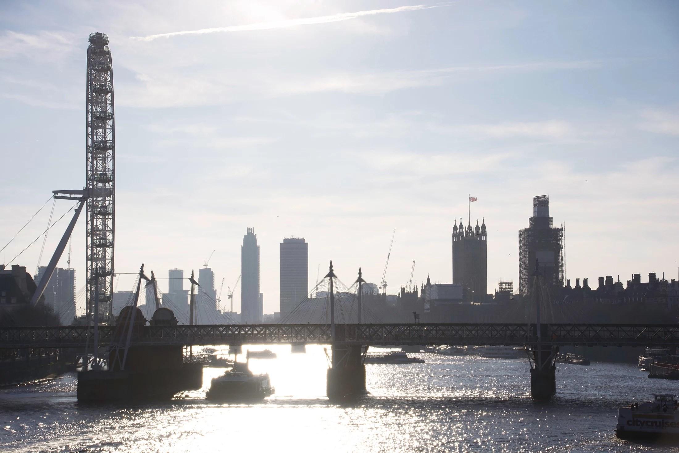 last day in London
