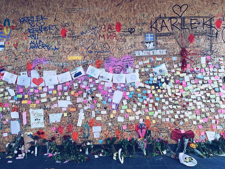 Kärlek på Drottninggatan