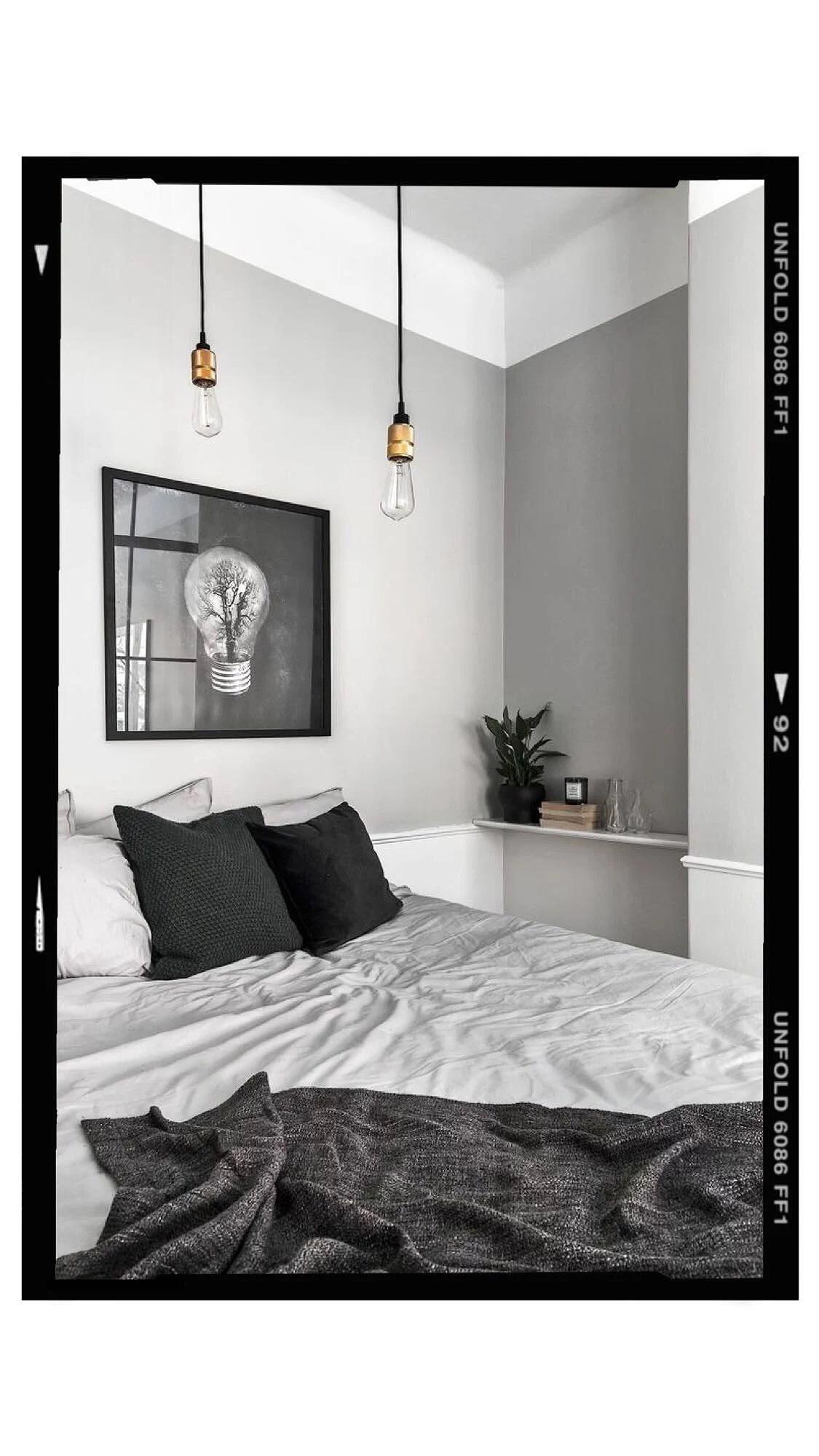 Färg till sovrummet - Min lägenhet