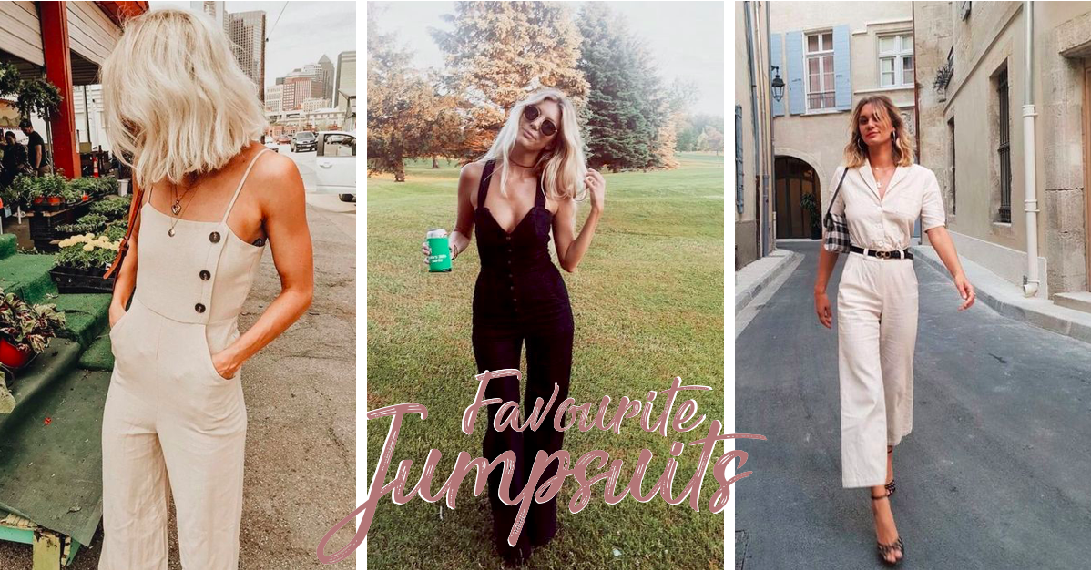 WANTED: JUMPSUITS