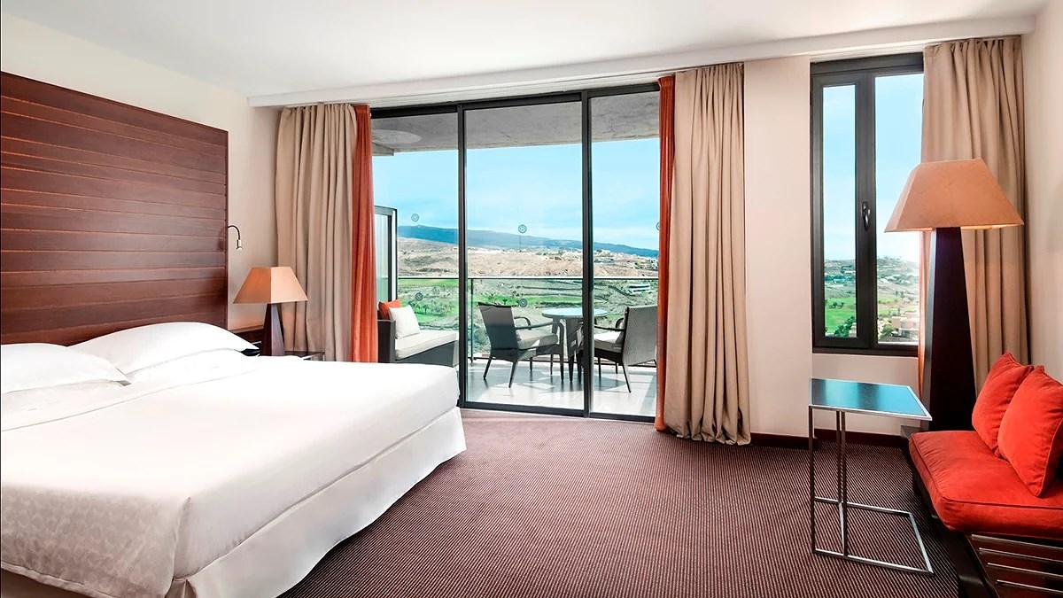 gran canaria ferie sheraton hotell