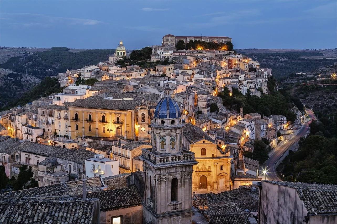 Regionen Molise i Italien