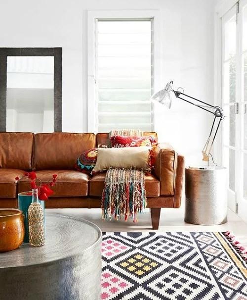 Deco: Los sofás de piel que amarás