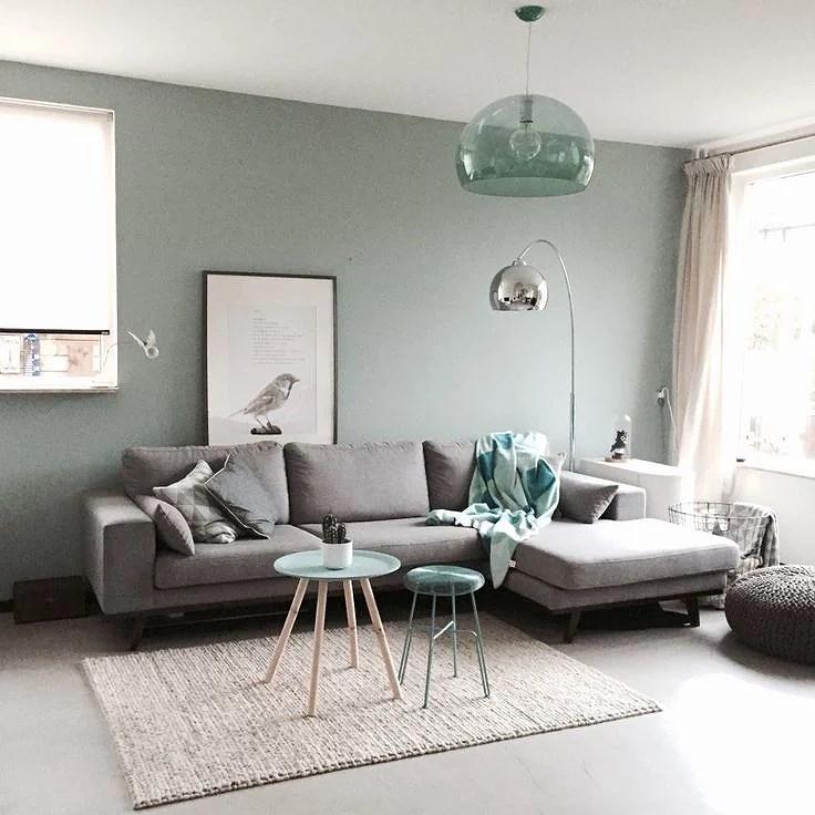 Deco: El color mint en las paredes
