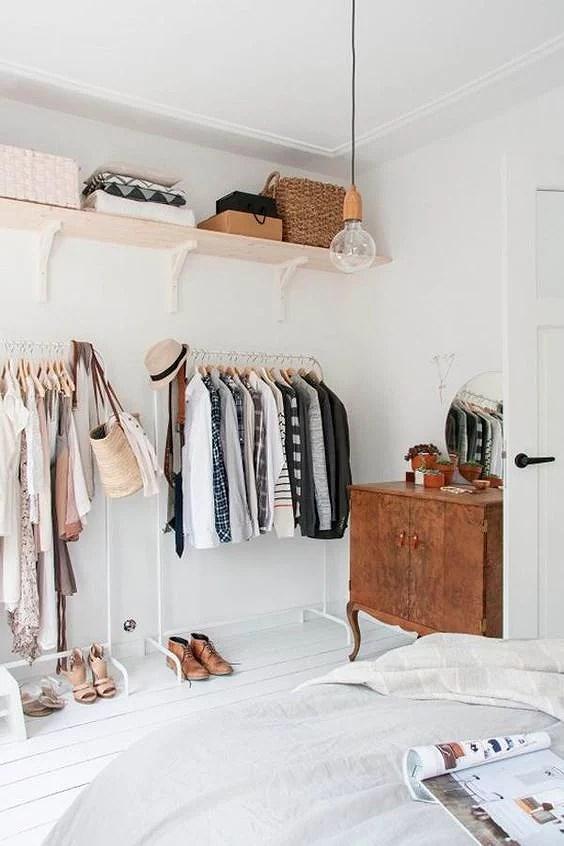 Deco: un vestidor low cost