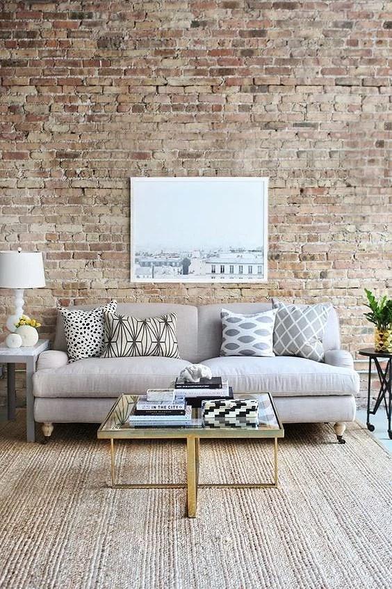 Deco: 10 razones para poner una pared de ladrillo en casa