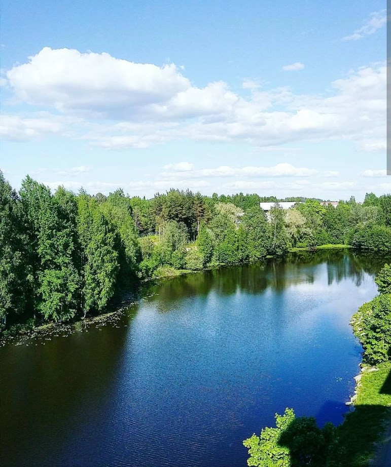 Kesä Kuopiossa
