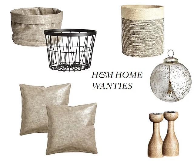 Sisustusinspiraatiota: H&M Home