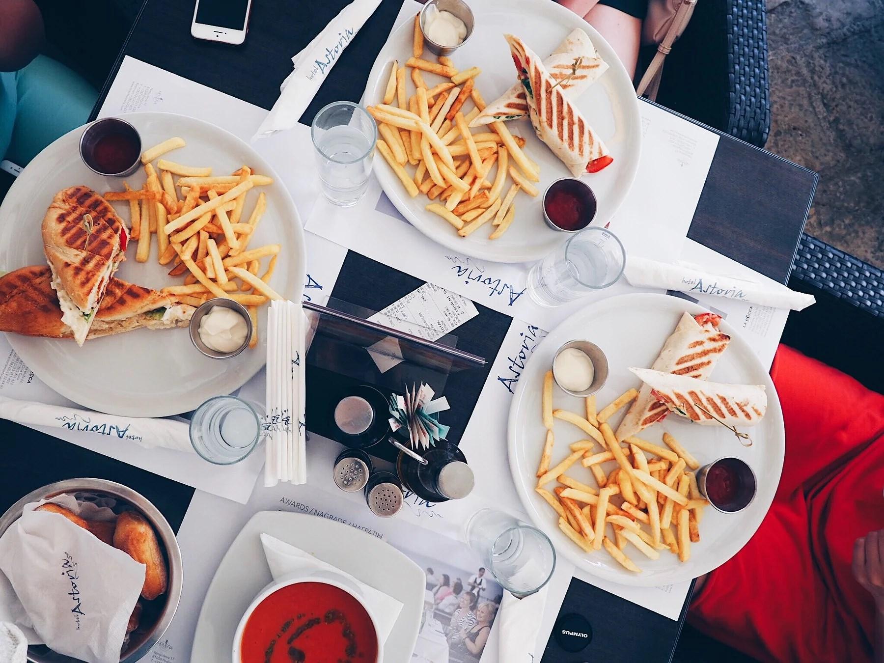 Where to Eat? Astoria - Montenegro