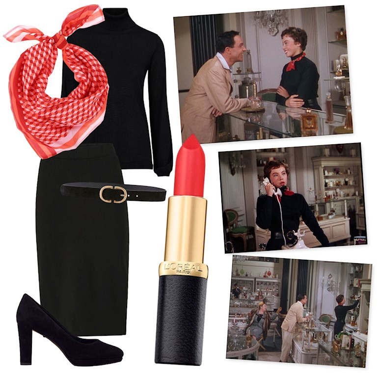 An american in Paris Outfit
