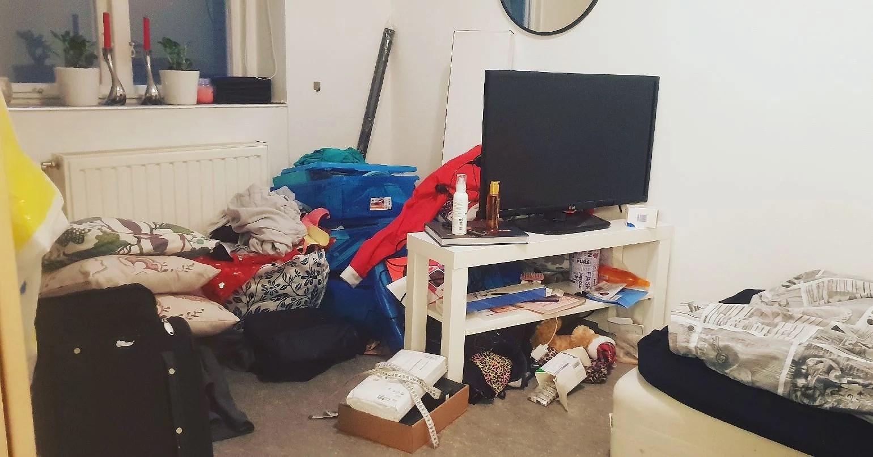 Ska inreda om lägenheten