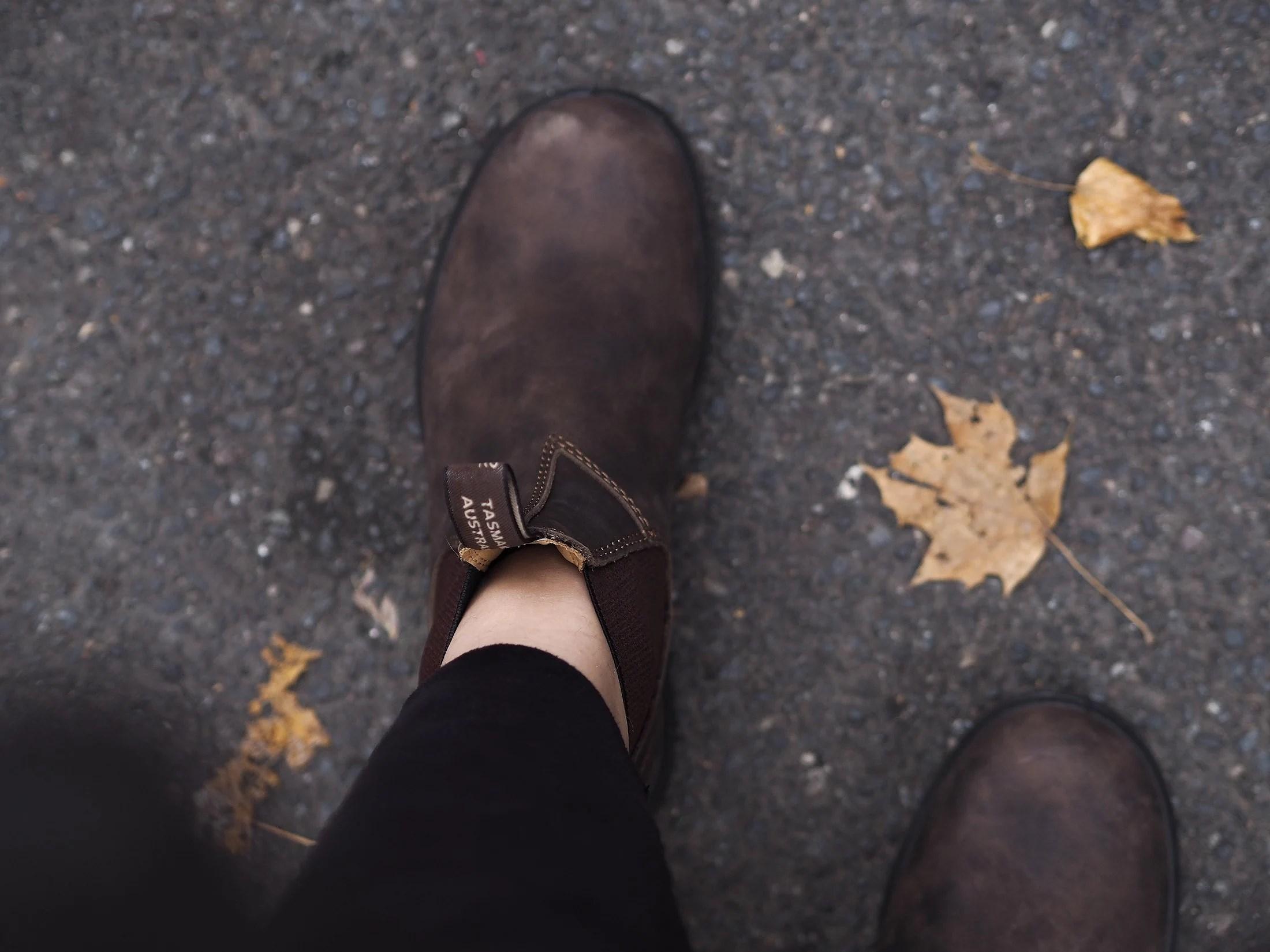 Høsten er her