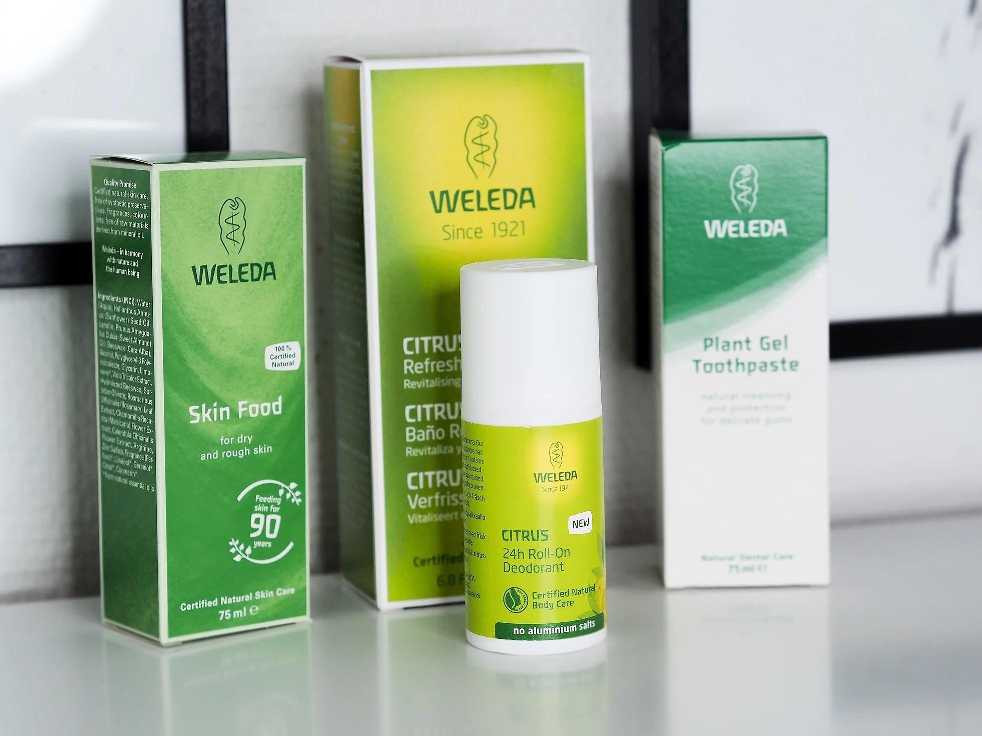 LUKE 11: Økologiskpakke fra Weleda