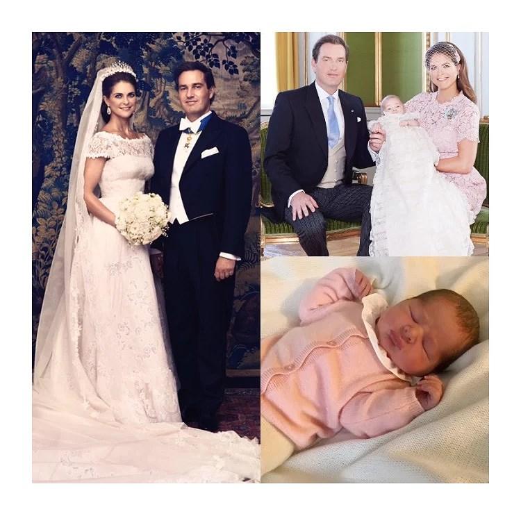 Då döps prinsessan