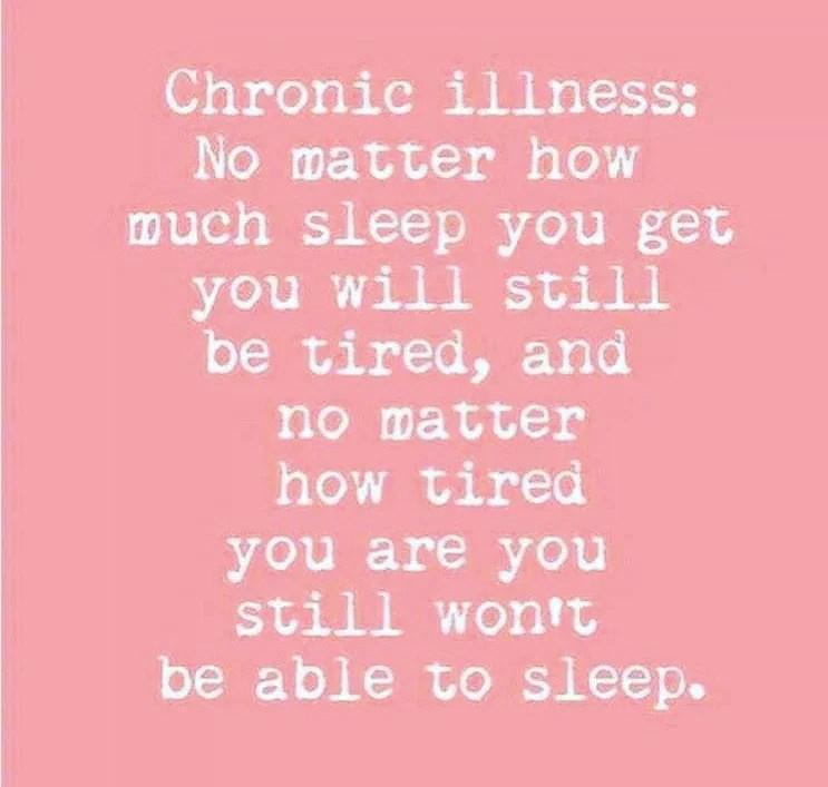 Træt, energiforladt og i smerter