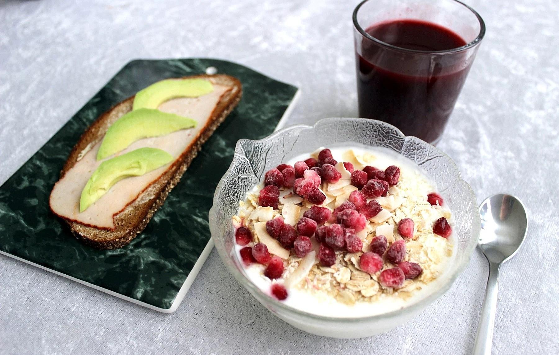 En perfekt frukost