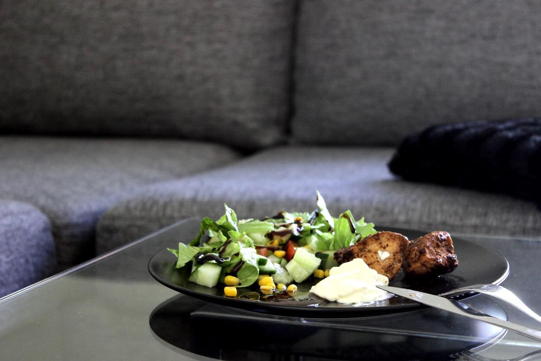 Chicken & Sallad