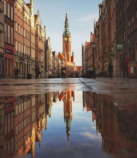 Vackra gdansk