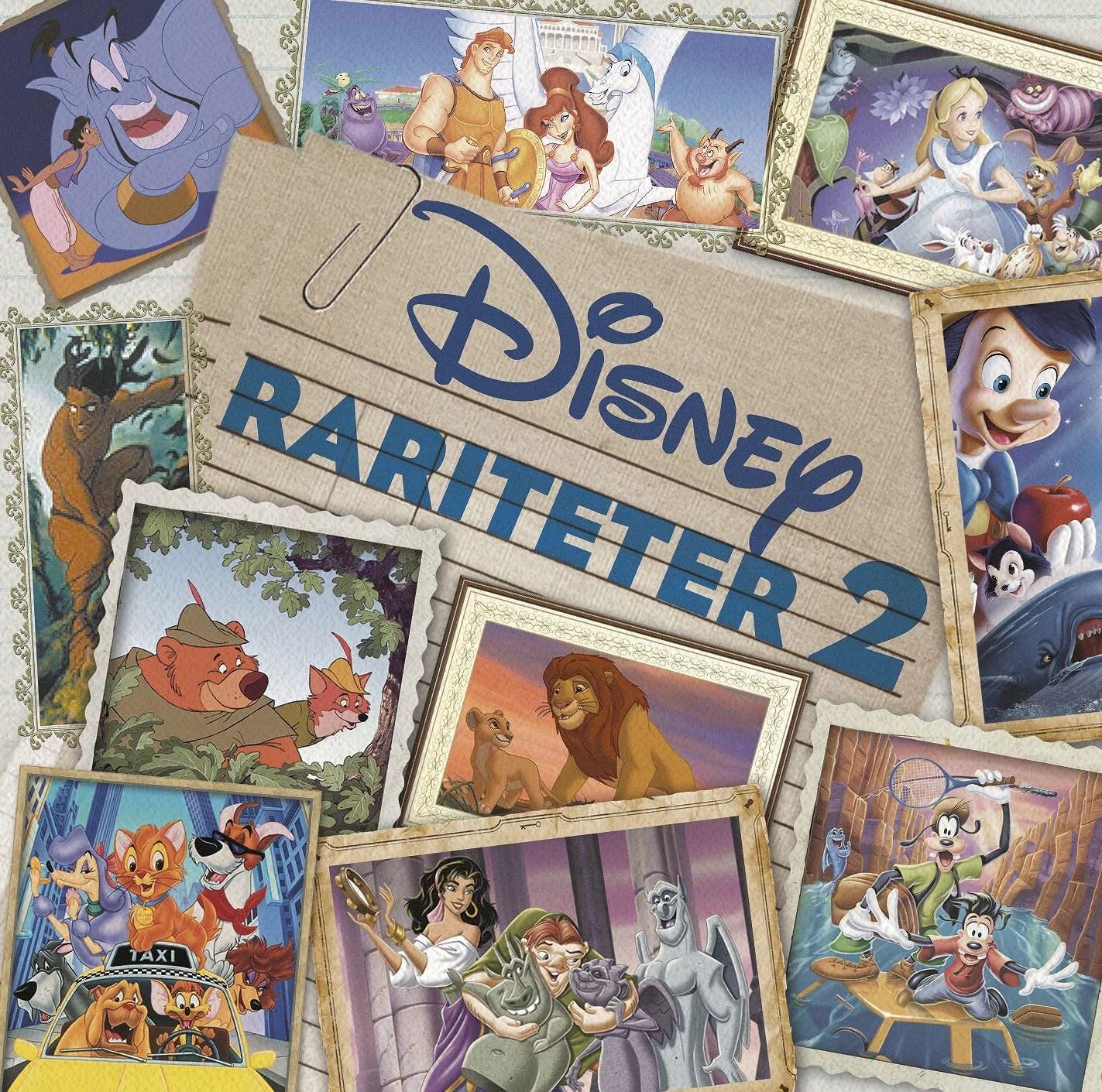 Disney Rariteter 2 släpps idag