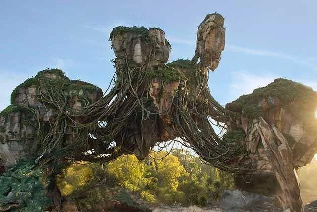 Pandora - World of Avatar Na'vi River Journey