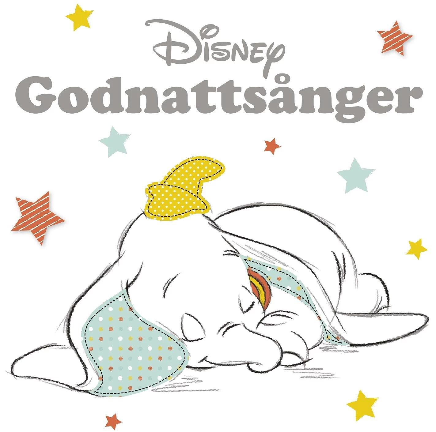 Disney Godnattsånger - Sånger för de minsta