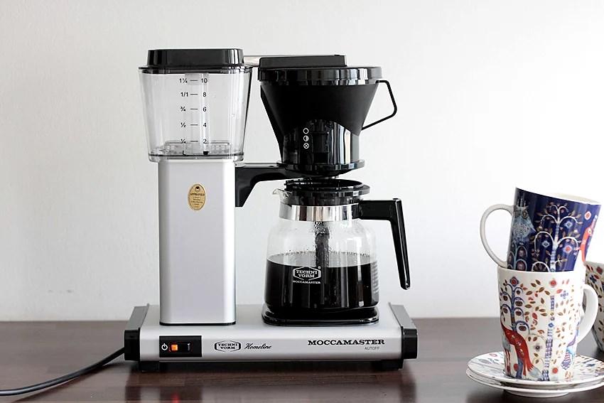 Moccamaster-kahvinkeitin