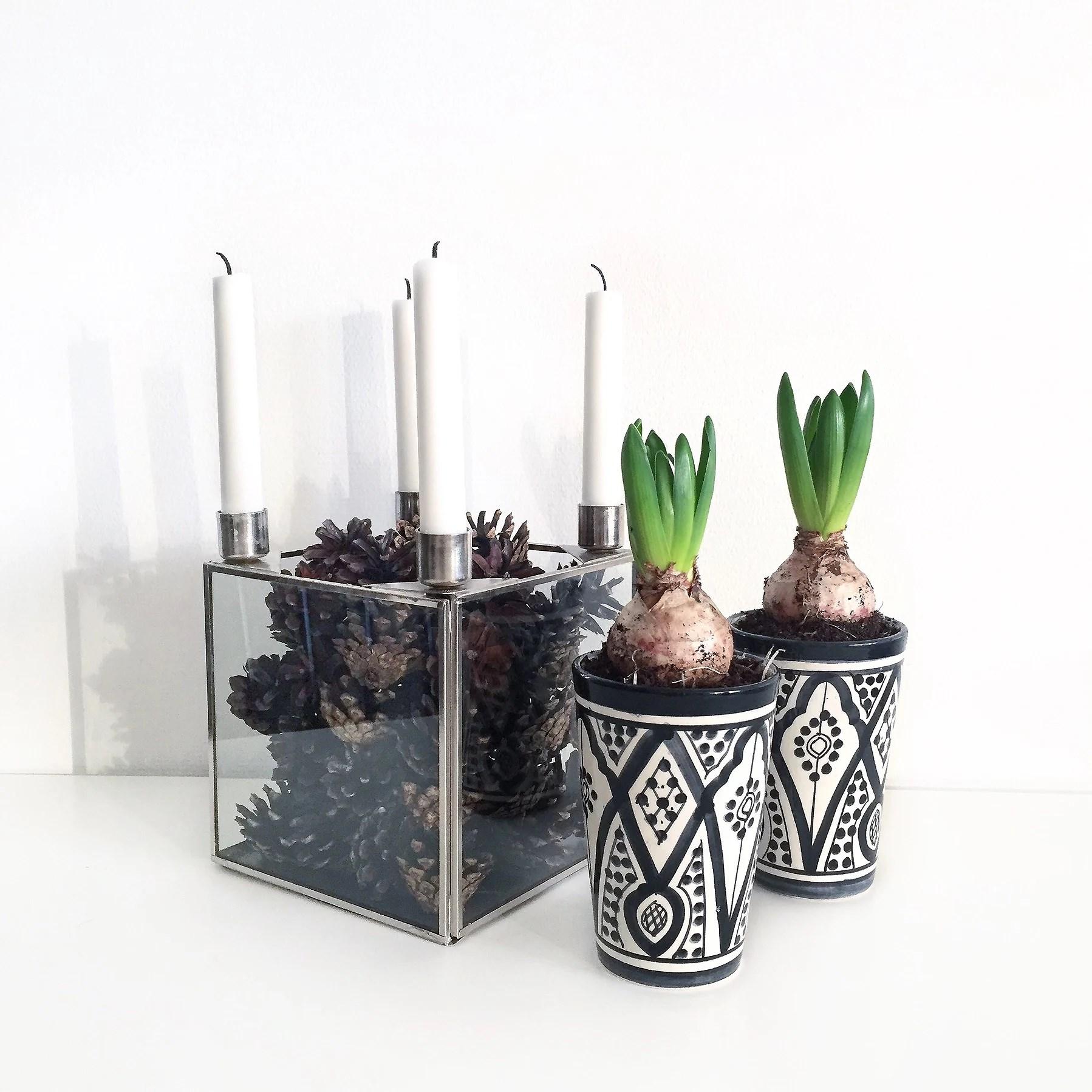 Pynt och hyacinter