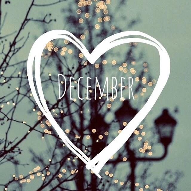Äntligen December