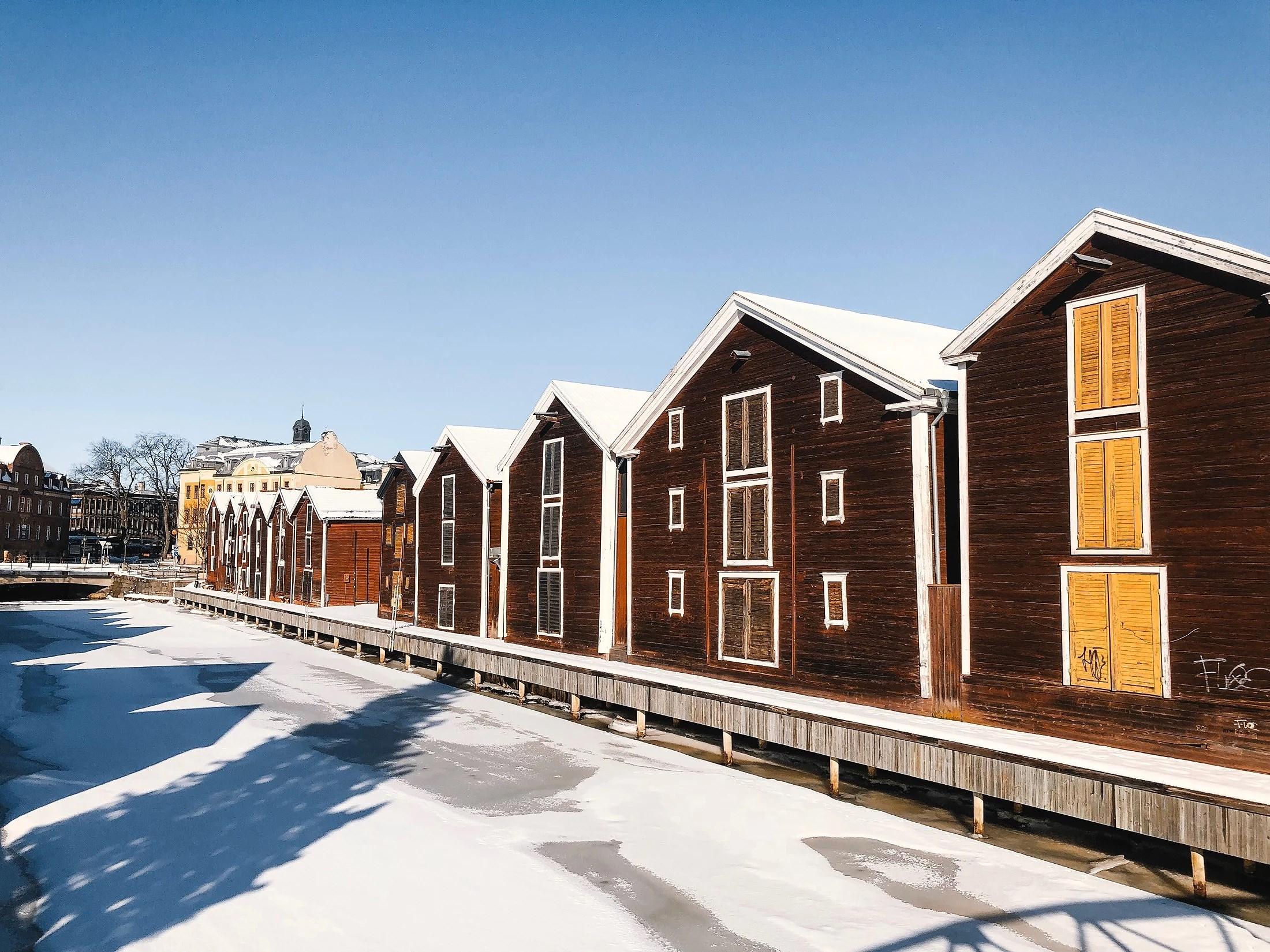 Underbara, glada, Hudiksvall