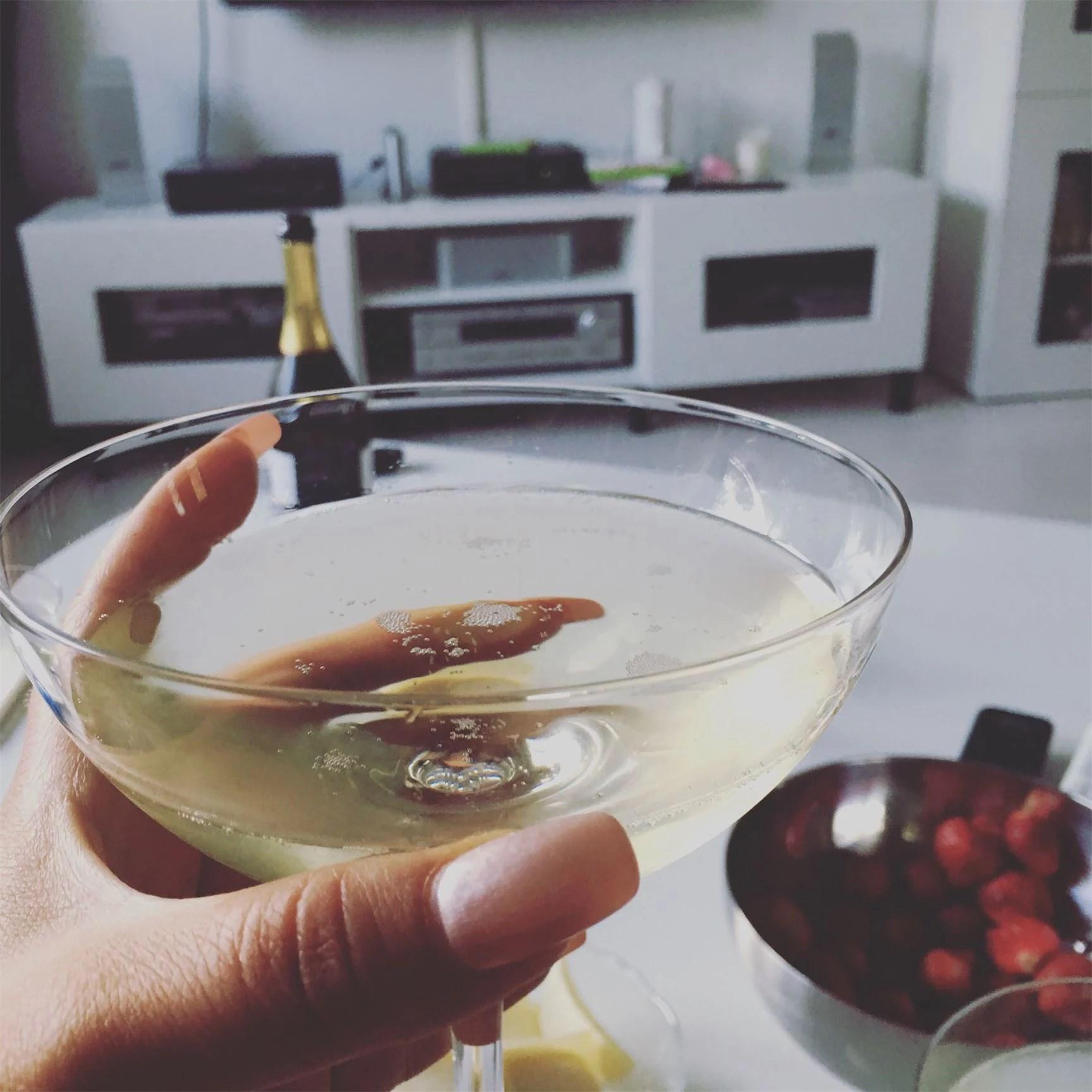 Lördagsbubbel till superzebran