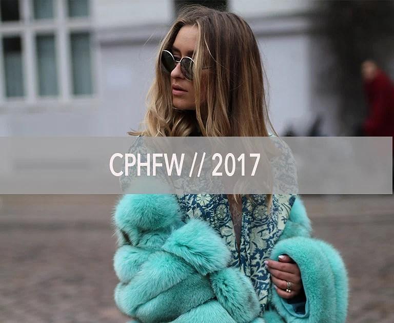 CPHFW 2017 // VIDEO