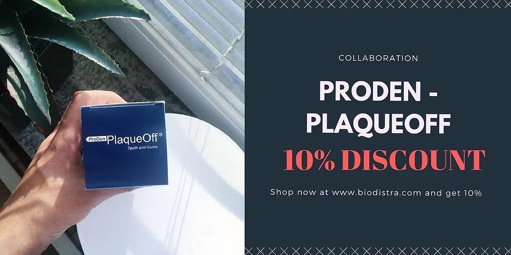 Collab: ProDen PlaqueOff