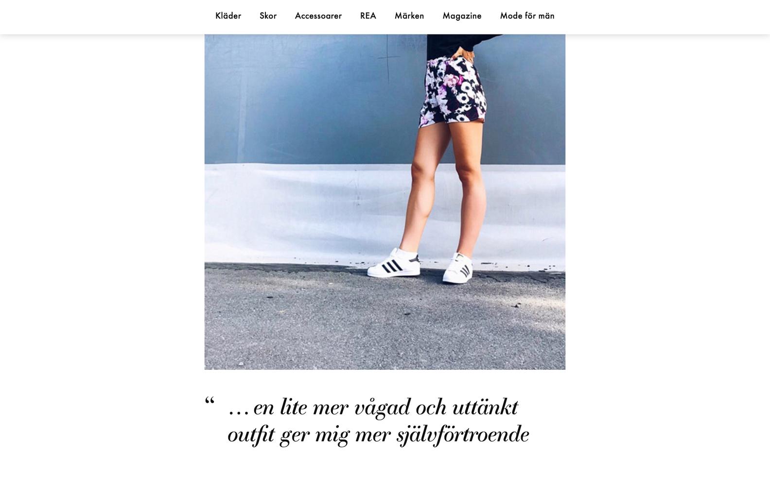 Jag är veckans blogg