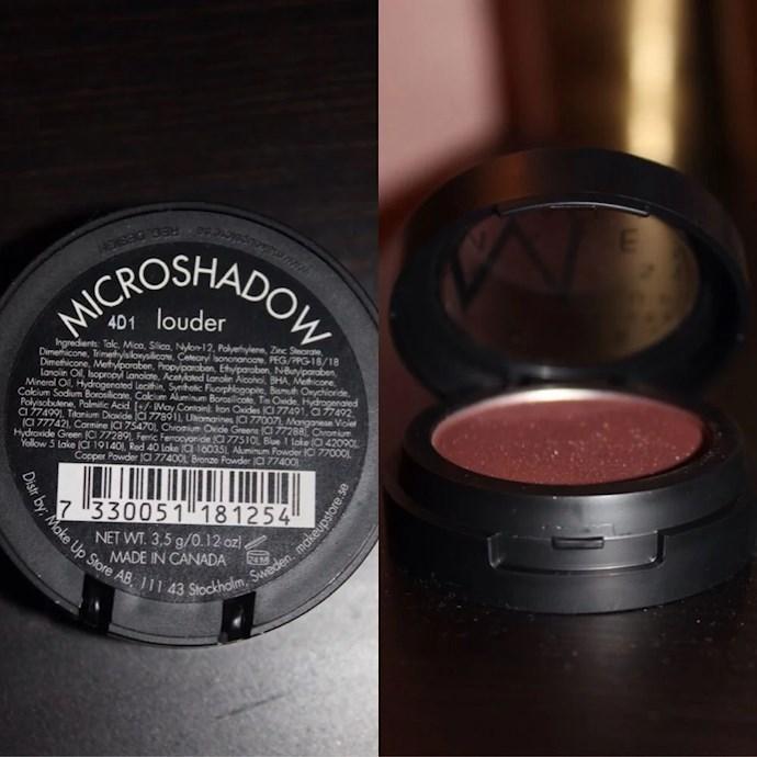 Make up Store Louder Jag Till Make up Store Och