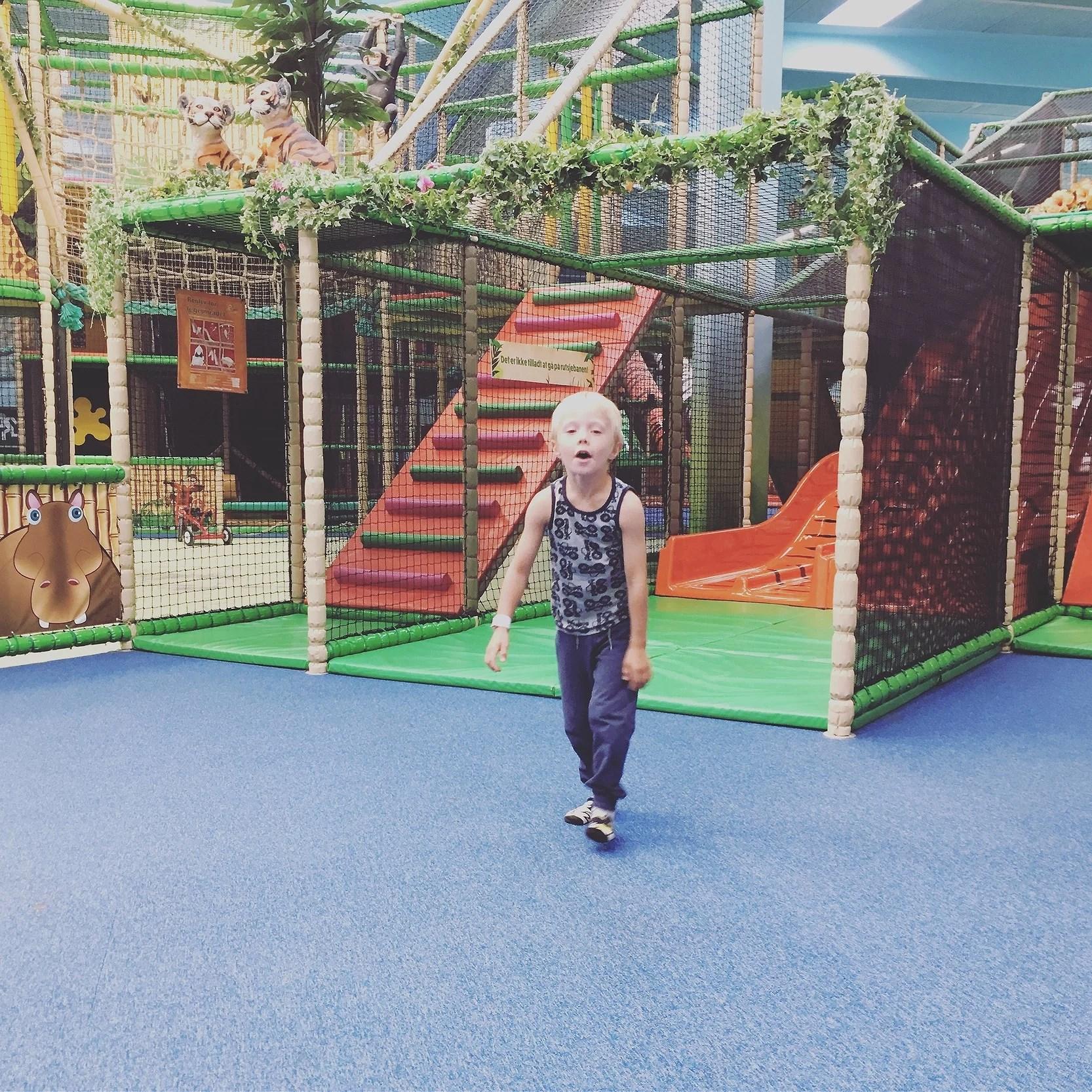 Kom nu, Mommy...!