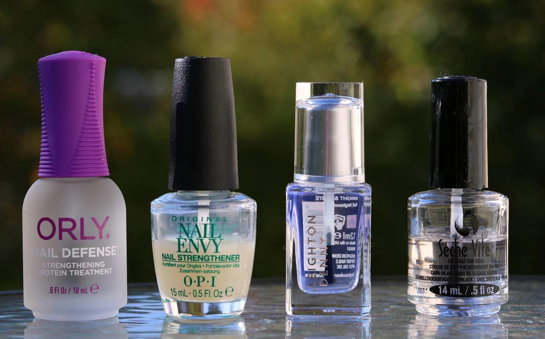 Bort med alla nagellack