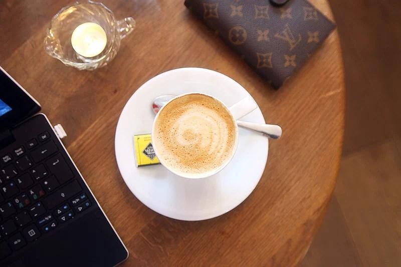 Helsinki tips: Café Fleuriste