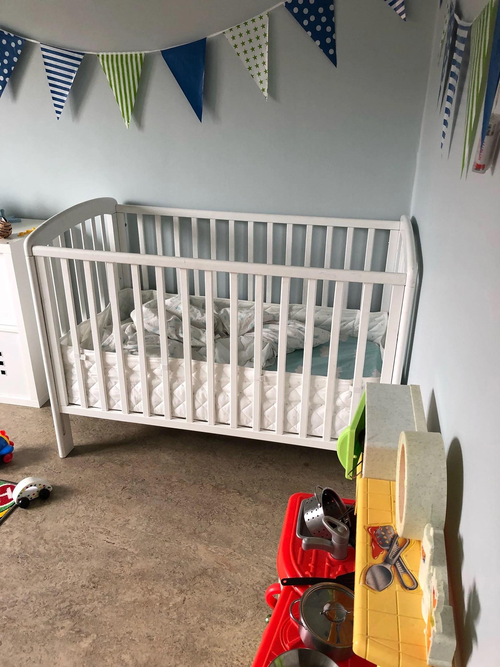 Sova i eget rum